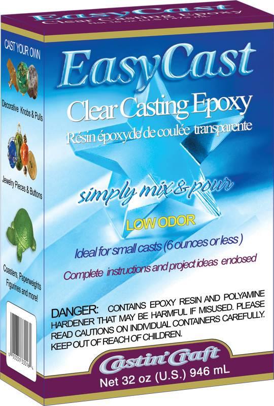 ETI Easycast Resin 32oz Kit