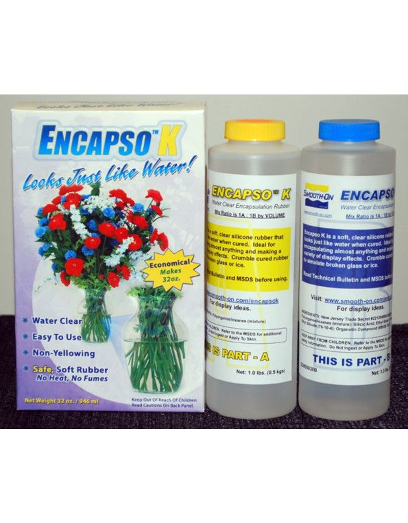 Smooth-On Encapso K Trial Kit (32oz)