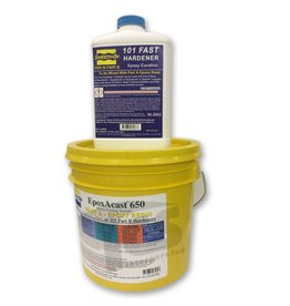 Smooth-On EpoxAcast 650 Fast Gallon Kit Special Order