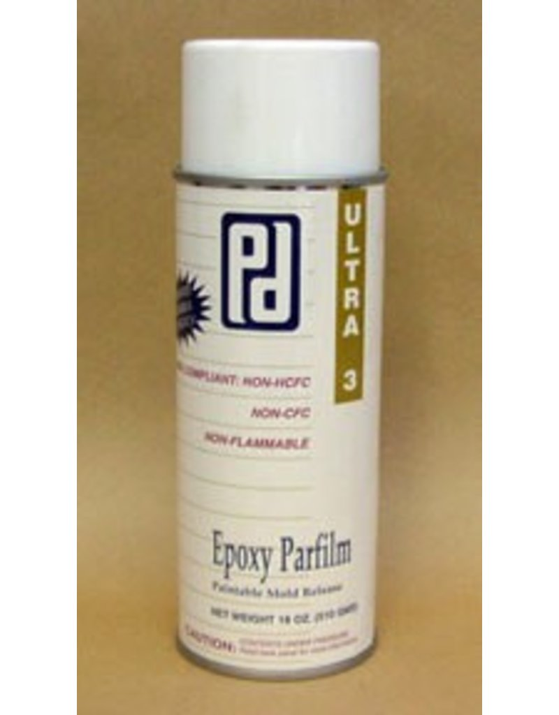 Price-Driscoll Epoxy Parfilm Ultra 3 18oz Spray Can