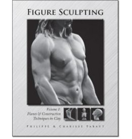 PCF Studio Figure Sculpting Volume 1: Planes and Construction Techniques in Clay Faraut Book #3