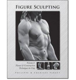 PCF Studio Figure Sculpting Volume 1: Planes and Construction Techniques in Clay Faraut Book #3