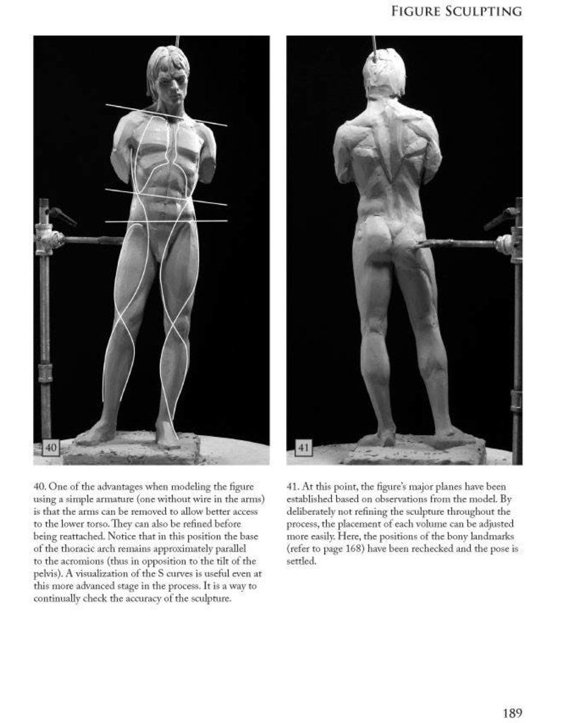 PCF Studio Mastering Portraiture: Advanced Analyses of the Face Sculpted in Clay Faraut Book