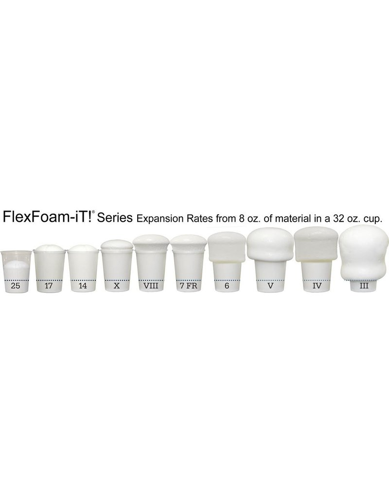 Smooth-On FlexFoam-iT 17 Trial Kit