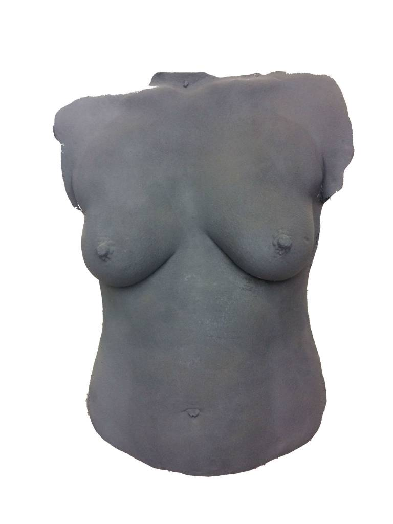 Just Sculpt Foam Female Torso (Boobs)