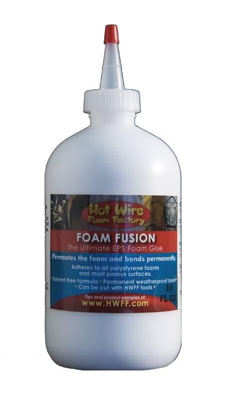 Hot Wire Foam Factory Foam Fusion Glue 16oz