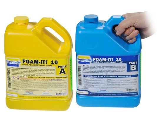 Smooth-On Foam-iT 10 (2 Gallon Kit 15lbs)