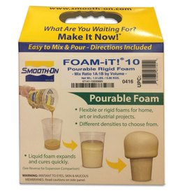 Smooth-On Foam-iT 10 Trial Kit