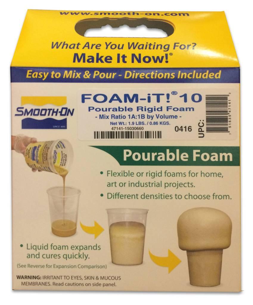 Smooth-On Foam-iT 10 Trial Kit