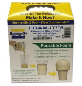 Smooth-On Foam-iT 5 Trial Kit