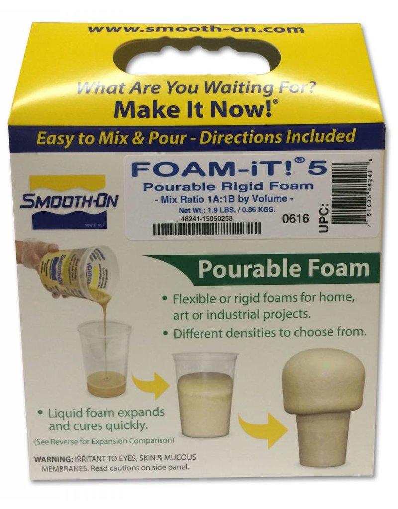 Smooth-On Foam-iT 5 Trial Kit