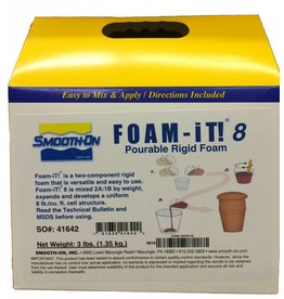 Smooth-On Foam-iT 8 Trial Kit (3lbs)