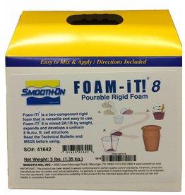 Smooth-On Foam-iT 8 Trial Kit (3lbs)