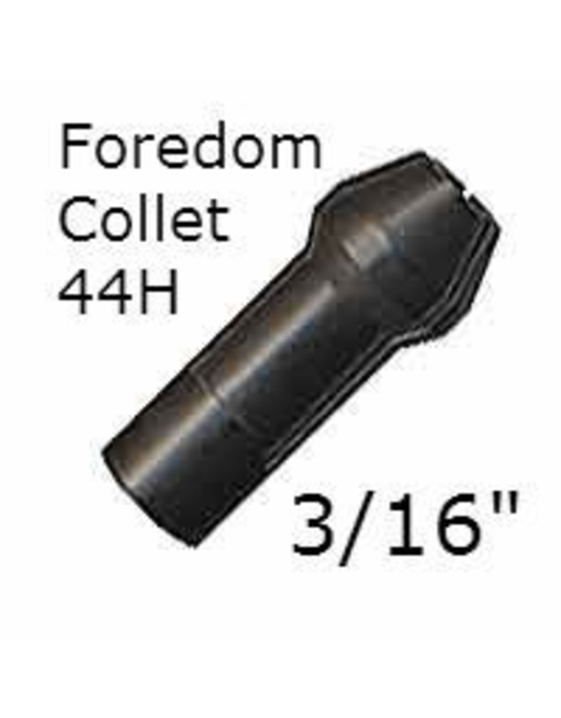 Foredom Collet 3/16in 445 for 44 Handpieces