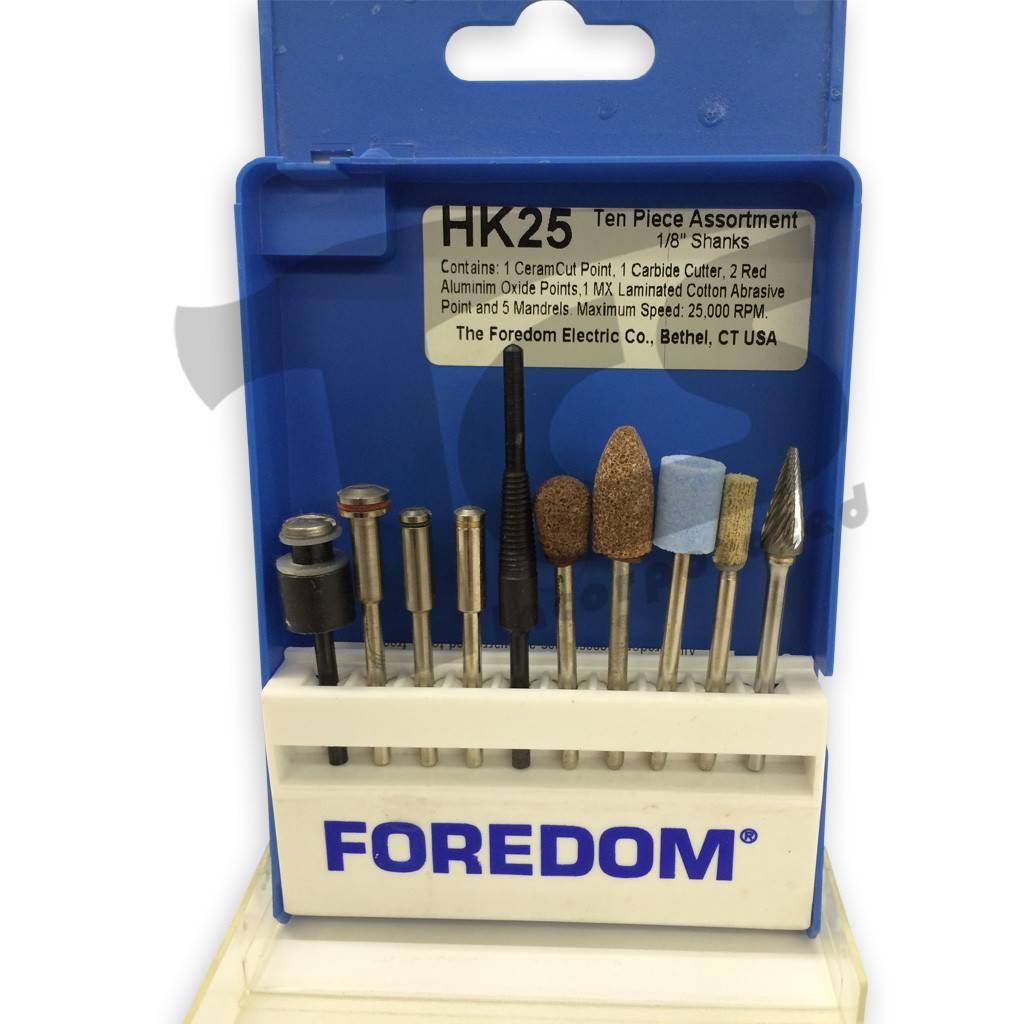 Foredom Mini Tool Set HK25
