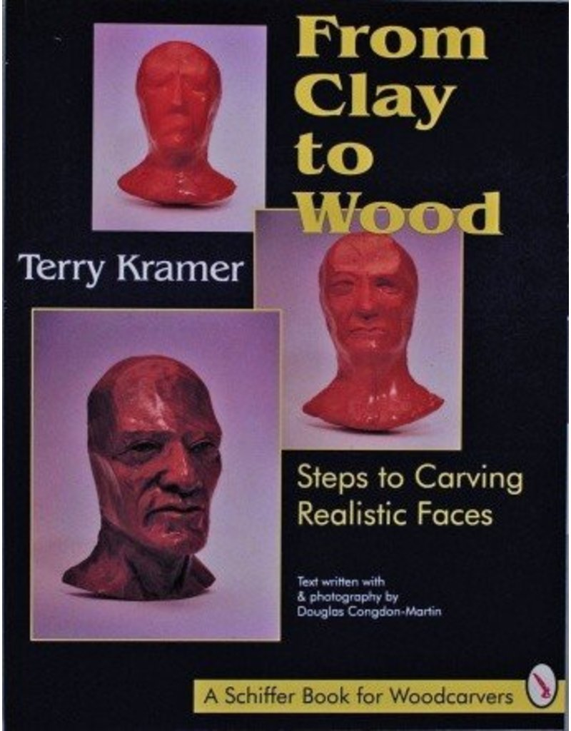 Schiffer Publishing From Clay To Wood Kramer Book