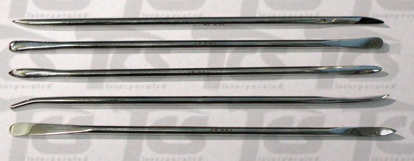 Just Sculpt Froud Stainless Steel Tools (Set Of 5)