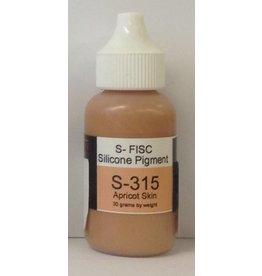 FUSEFX Fusefx Apricot Pigment S-315 1oz 30 Gram