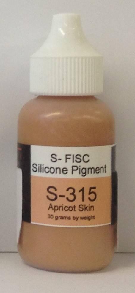 FUSEFX Fusefx Apricot Pigment S-315 1oz