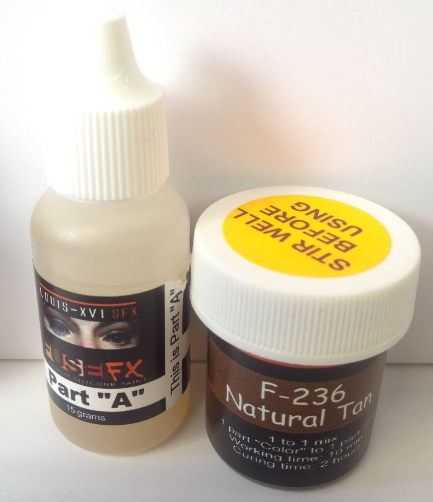 FUSEFX Fusefx Natural Tan 1oz Kit F-236