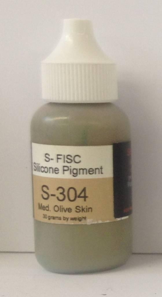FUSEFX Fusefx Medium Olive Flesh Pigment S-304 1oz