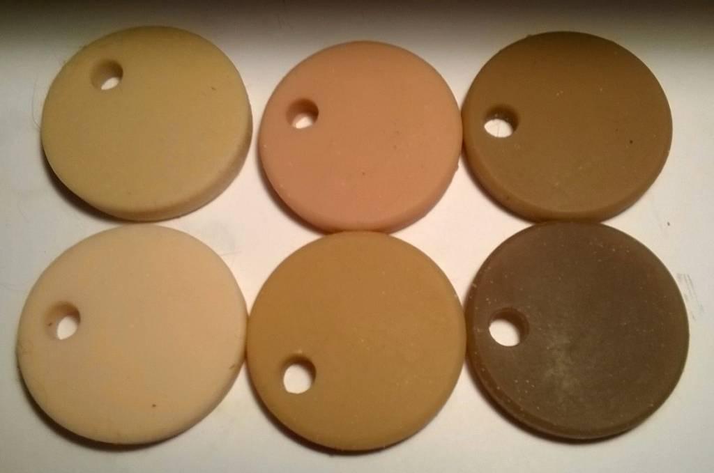 SAM Silicone Dispersion Olive Almond 1oz