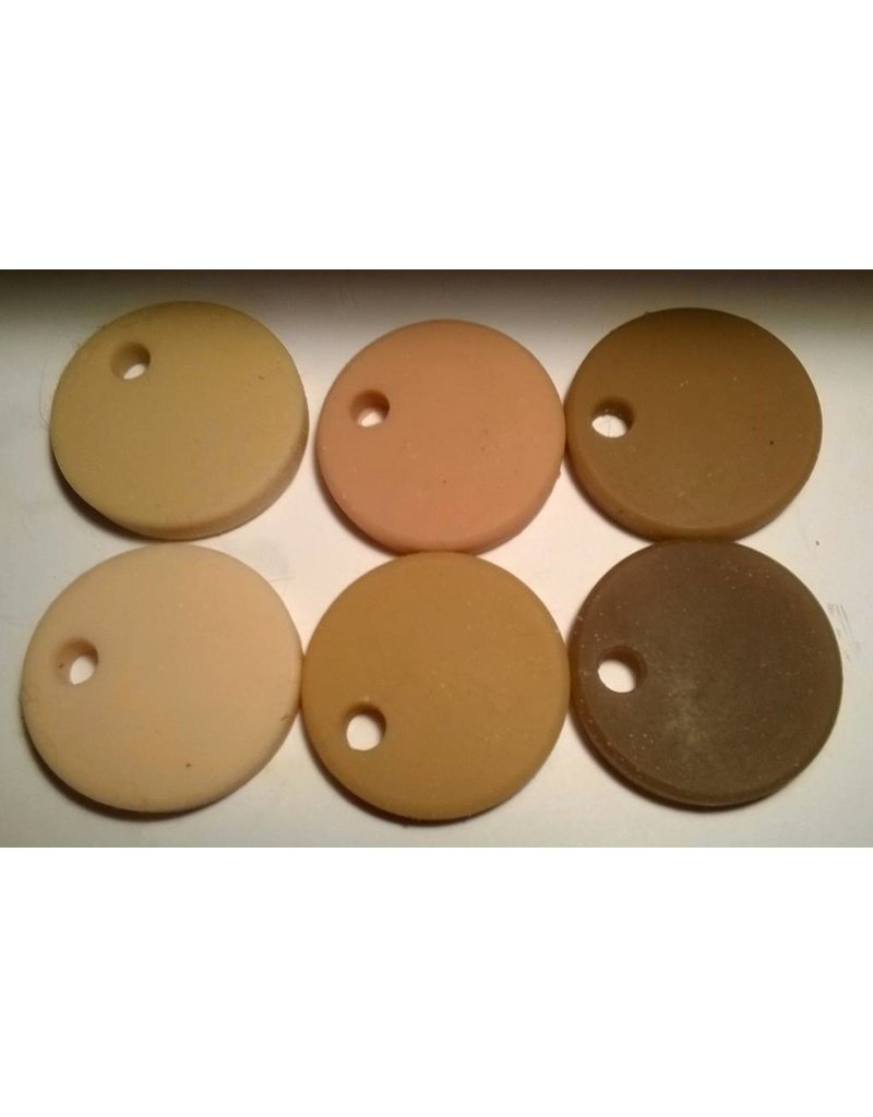 SAM Silicone Dispersion Pale Olive 1oz