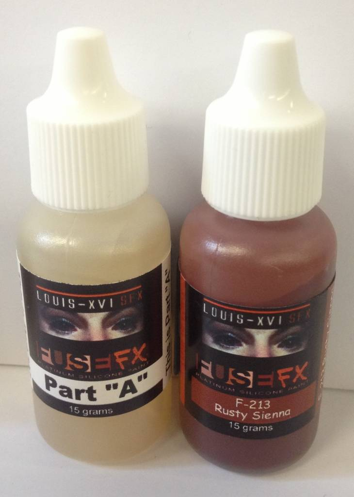 FUSEFX FuseFX Rusty Sienna 1oz Kit F-213