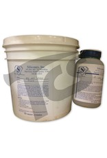 Silicones Inc. GI-1000 Translucent 1 Gallon Kit (10lbs)