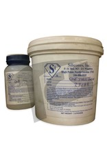 Silicones Inc. GI-1000 Translucent 1 Quart Trial Kit (2lbs)