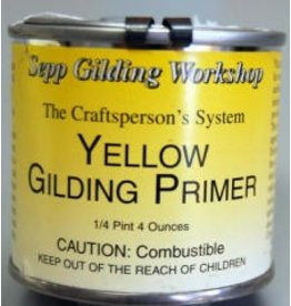 Sepp Leaf Gilding Primer Yellow 4oz