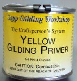 Sepp Leaf Gilding Primer Yellow 4oz