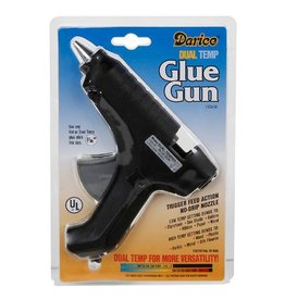 Just Sculpt Glue Gun 6'' Dual Temp Uses 7/16'' Sticks