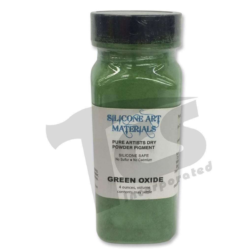 SAM SAM Dry Pigment Green Oxide 4oz