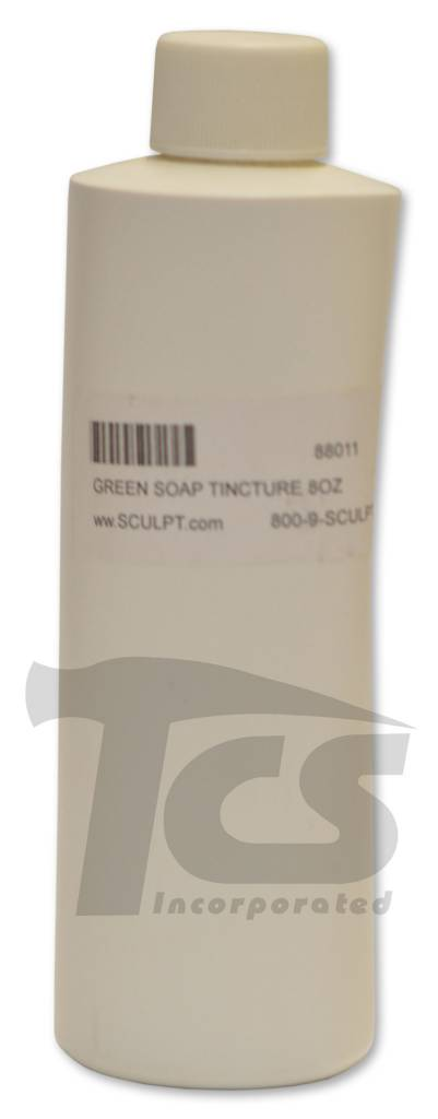Green Soap Tincture 8oz