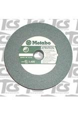 "Metabo Green Wheel 6""x3/4"" 60 Grit Metabo Silicone Carbide"
