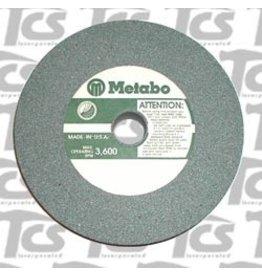 "Metabo Green Wheel 8""x1"" 80 Grit Metabo Silicone Carbide"