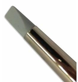 Clay Shaper Grey Flat Chisel #10 Clayshaper