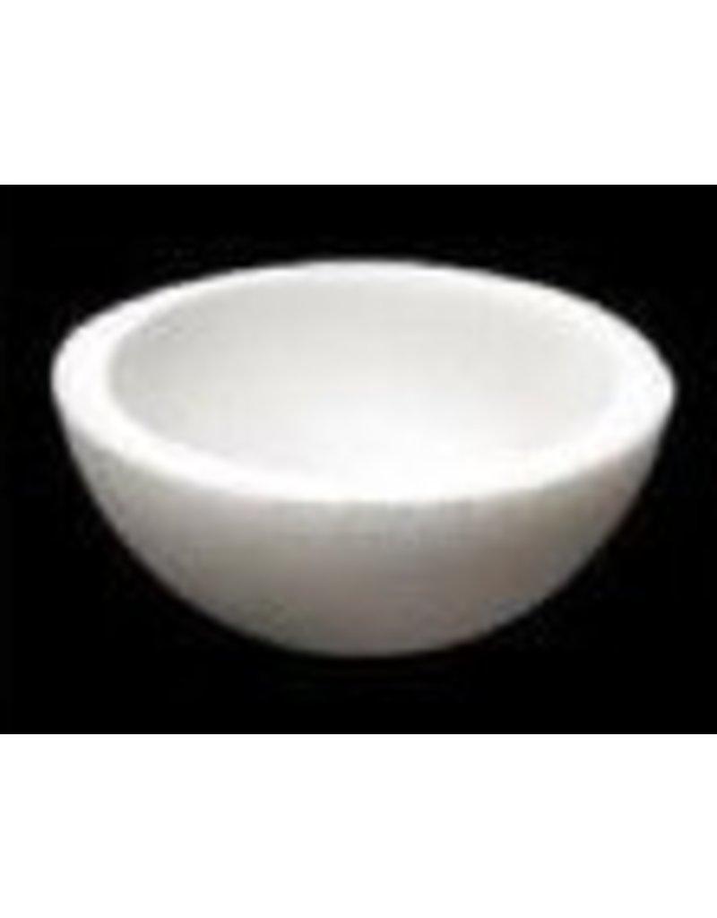 Styrofoam Half Hollow Ball 12''