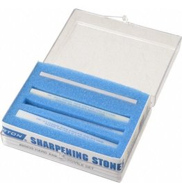 Norton Hard Arkansas Set of 5 Sharpening Stones