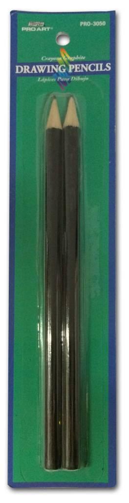 Just Sculpt HB Pencils 2pc Discontinued