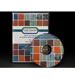 Sculpt Nouveau Hot And Cold Patina Application DVD