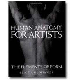 Human Anatomy Goldfinger Book