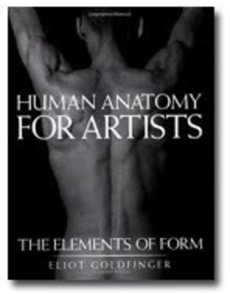 Human Anatomy Goldfinger Book