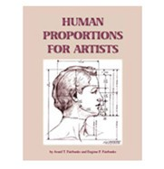 Human Proportions For Artists Fairbanks Book