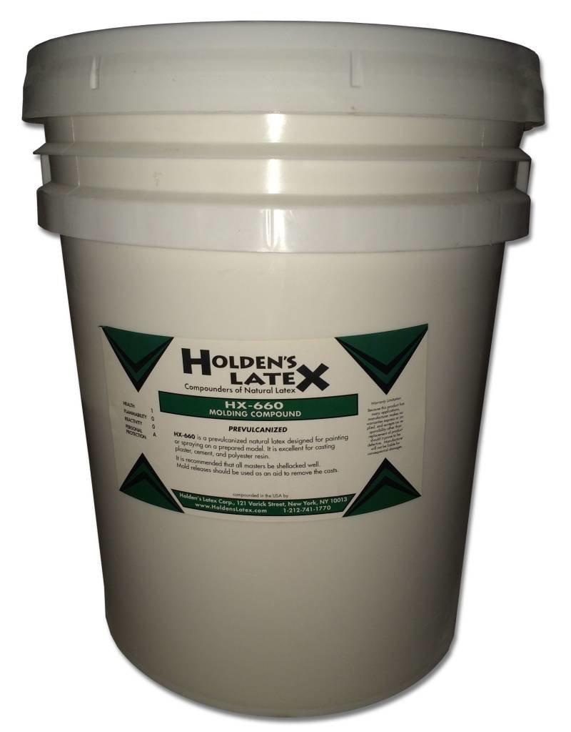 Holden's Latex Latex HX-660 5 Gallon