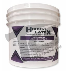 Holden's Latex Latex HX-80 Low Ammonia Gallon