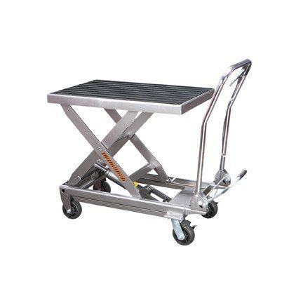 Hydraulic Lift Table 1000lb Capacity - The Compleat Sculptor