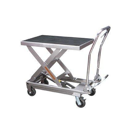 Just Sculpt Hydraulic Lift Table 1000lb Capacity