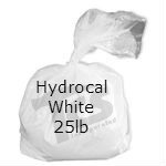 USG Hydrocal White 25lb Box